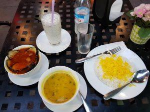 مطعم سبايس لاونج الهندي 1