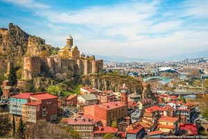 السياحة في تبليسي عاصمة جورجيا