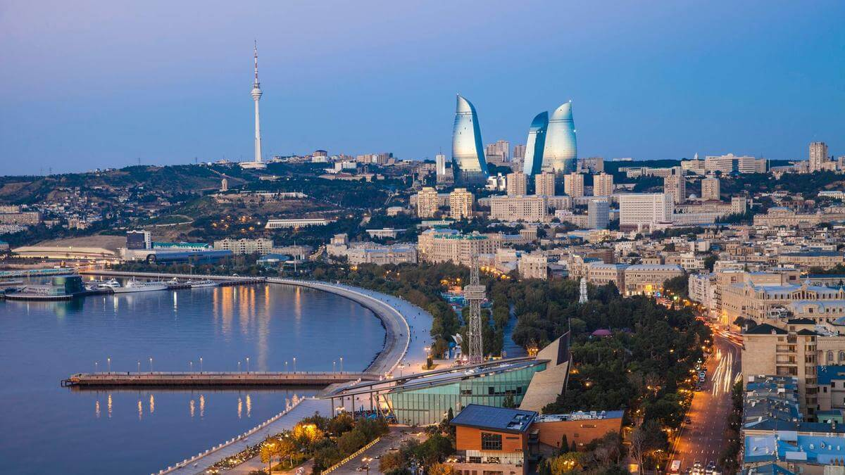 باكو أذربيجان