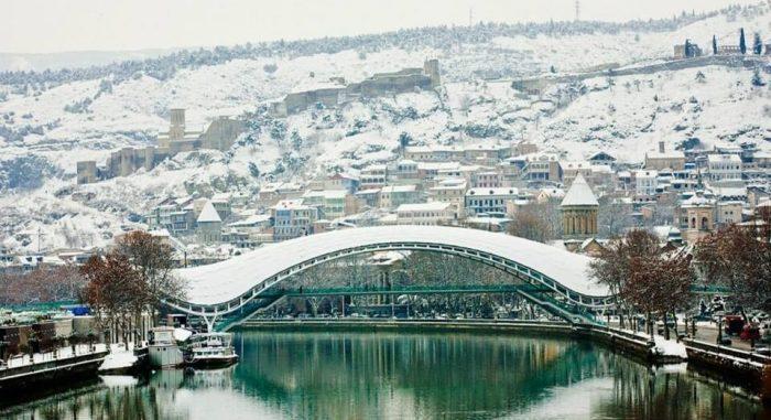 برنامج جورجيا أذربيجان 10 ليالي عرض الشتاء