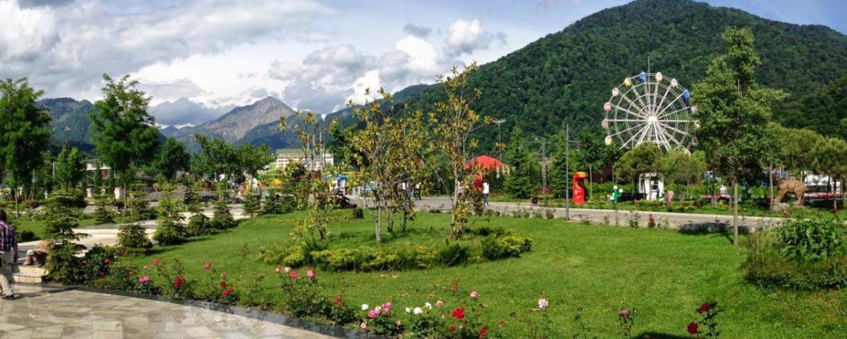 مدينة قابالا اذربيجان