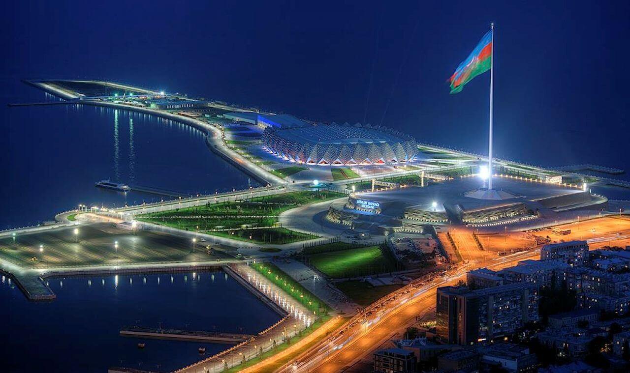 باكو عاصمة أذربيحان 1