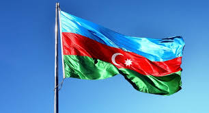 علم دولة أذربيجان