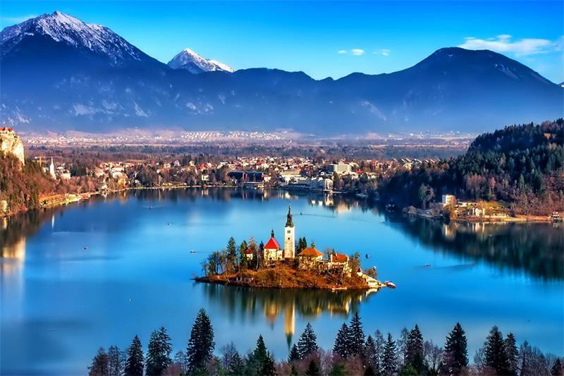 برنامج سياحي سلوفينيا النمسا أيطاليا 10 ليالي 11 يوم