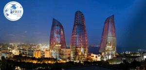 باكو عاصمة اذربيجان