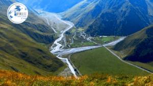 رحلات في جبال القوقاز في جورجيا
