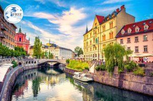 اهم الاماكن السياحيه في سلوفينيا