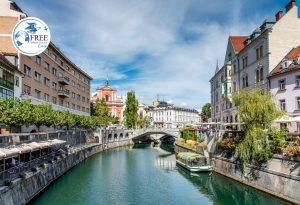 سلوفينيا عاصمة