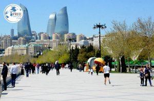 فيزا اذربيجان من المطار
