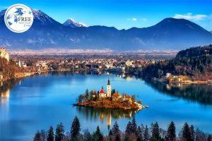 مدينة بليد سلوفينيا