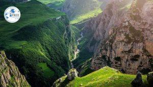 مناظر طبيعية من اذربيجان