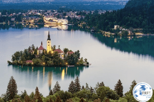سلوفينيا خريطة اين تقع