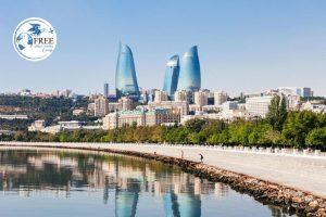 اذربيجان باكو- عاصمة على بحر قزوين