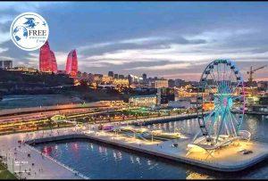 السياحة في اذربيجان باكو
