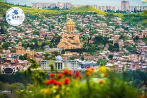 مدينة تبليسي اين تقع