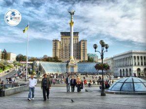 أماكن السياحة في أوكرانيا