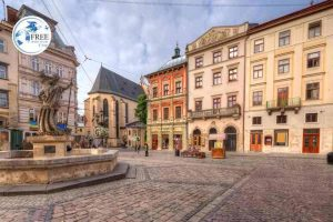 الاماكن السياحيه في لفيف اوكرانيا