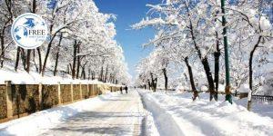 السياحة في اذربيجان في الشتاء