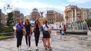 السياحة في كييف المسافرون العرب