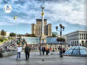 السياحه في كييف اوكرانيا