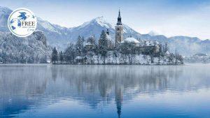 الشتاء في سلوفينيا