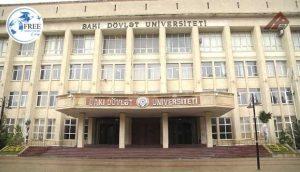 جامعة باكو الحكومية