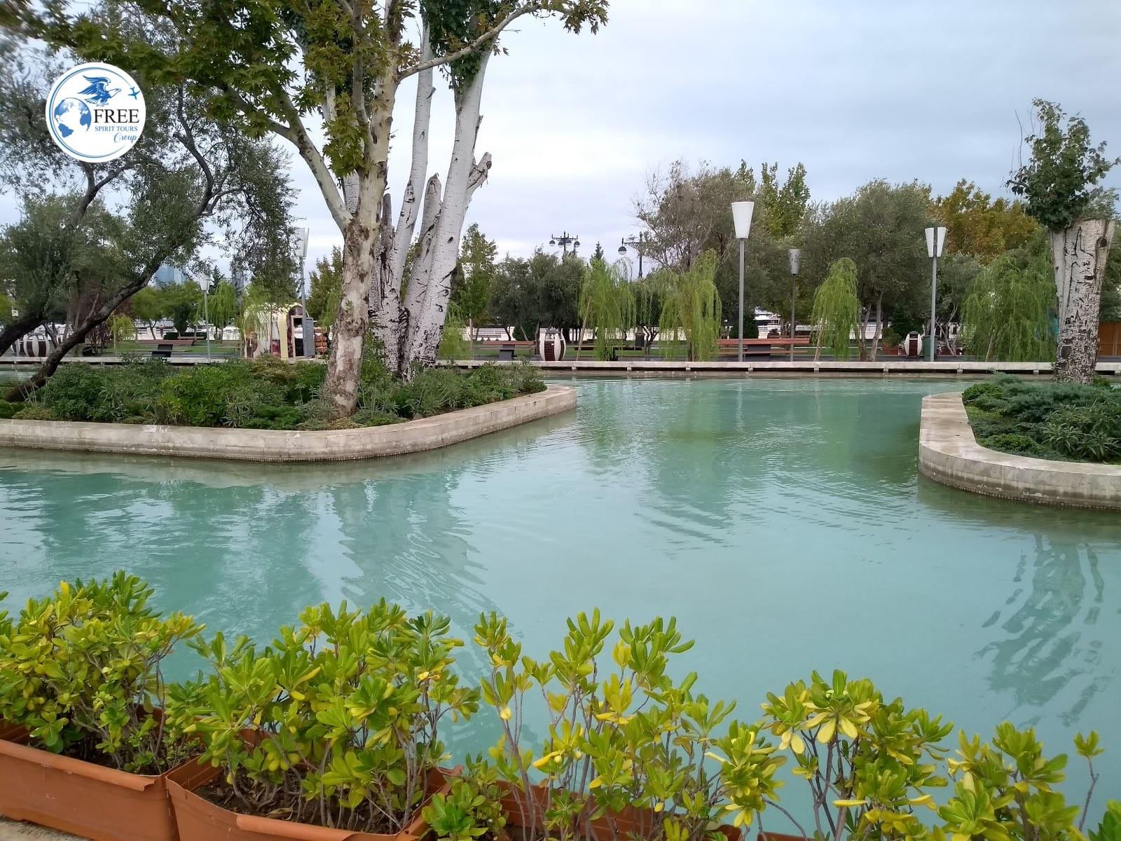 حديقة فينيسيا الصغرى