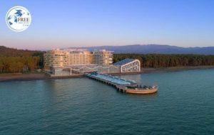 فنادق جورجيا على البحر خمس نجوم