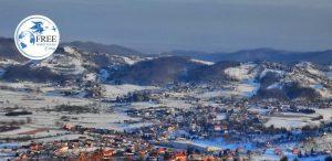 كرواتيا في الشتاء