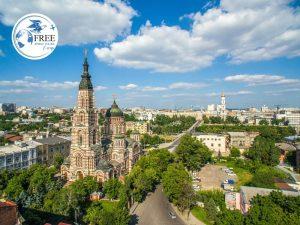 مدن أوكرانيا السياحية