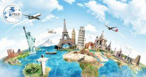 أشهر الوجهات السياحية في العالم