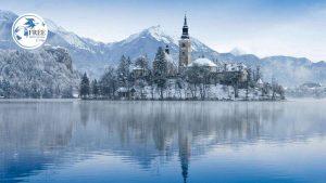 الشتاء فى سلوفينيا