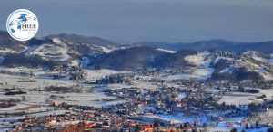 الشتاء في كرواتيا