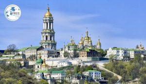 اماكن سياحية في اوكرانيا