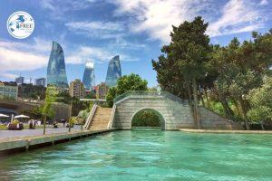سياحية إلى أذربيجان